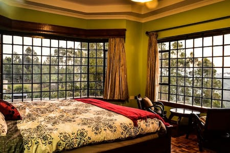 Sheerdrop : Idyllic country home in Nakuru