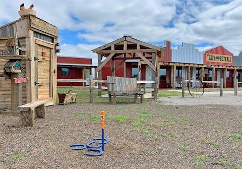 Iron Door Cabin Wichita Mountains, near Fort Sill