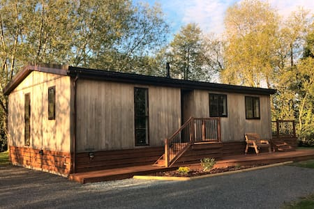 Alder River Lodge a luxury Cabin holiday