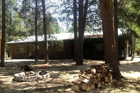 Family Retreat in the heart of Central Oregon