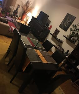 Chambre dans un cadre magnifique - Apartament