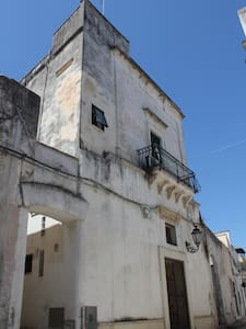 Restored 16th century open-space near Lecce - Arnesano
