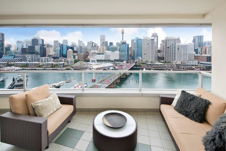 Darling Harbour Getaway