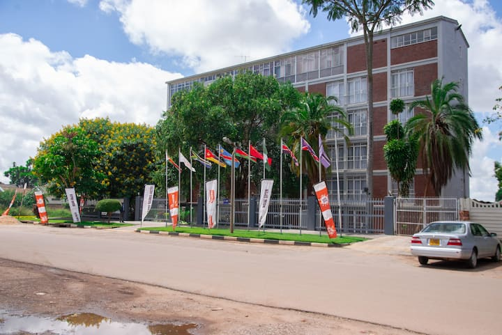 The Grand Selous Hotel