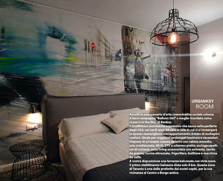 URBANsky Room - Mini appartamento