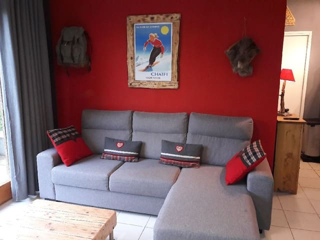 Nice small flat in les armoises apartemnt number 10