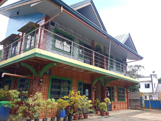 A Home in Puerto Princesa Free Airport Pick up