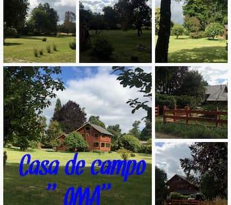 Casa de campo OMA