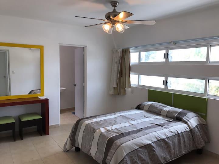 Hostel Hostal Céntrico - Room Cancún Downtown