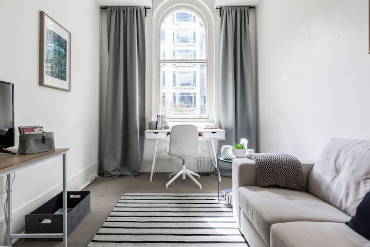 Cosy, Relaxing Apartment in the Centre of the City