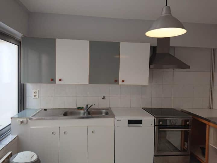 Chambre, Grand appartement colocation Chartrons