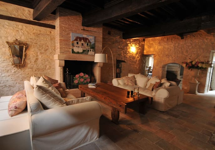 That special occasion exquisite Medieval townhouse - Lauzerte - Rivitalo