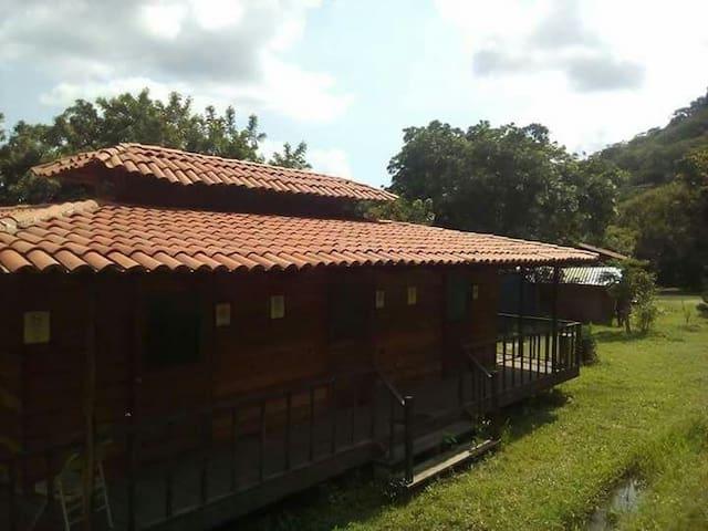 Camping y cabaña TIERRA LUNA