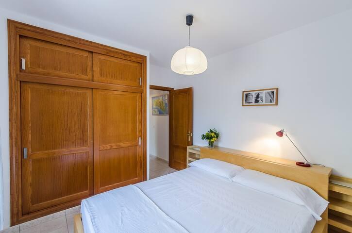 Dormitorio matrimonio en planta baja