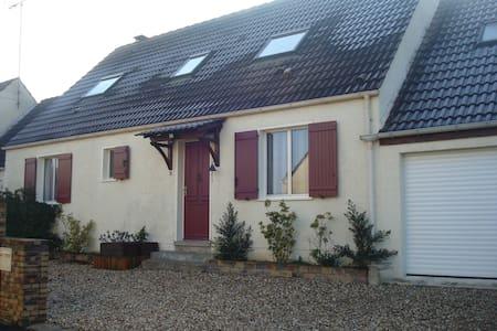 Maison proche Meaux et Disney - Nanteuil-lès-Meaux