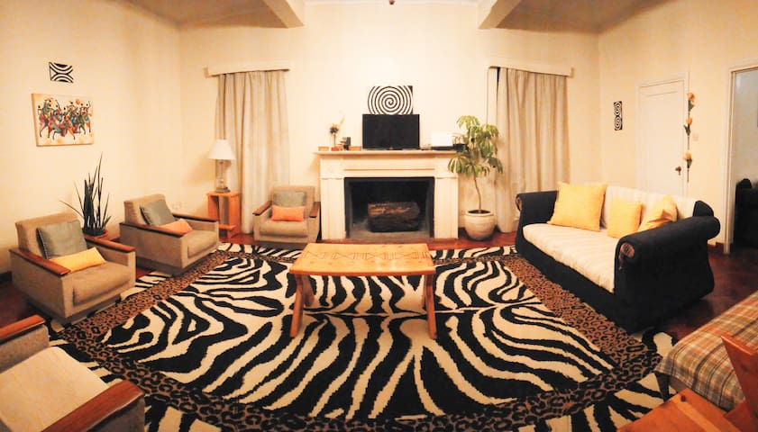 Private room in villa near Nakuru national park
