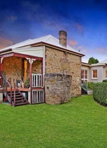 Self contained 100 year old sand stone cottage