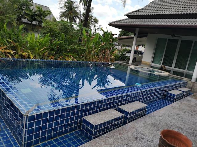 Sala Pool Villa, 3 sovrum, Bang Muang KhaoLak