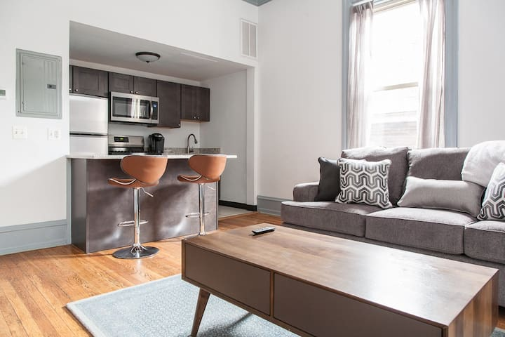 City Center ★ Rittenhouse Comfy home