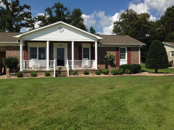 NICE HOME ONLY 20MIN TO MURRAY & 30 MIN PADUCAH
