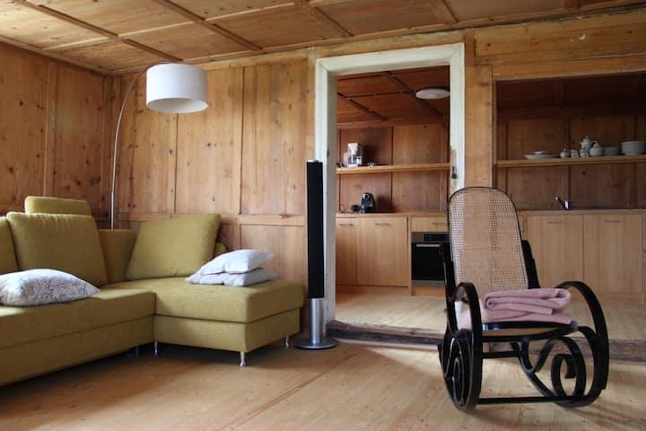 Vermiete  Ferienhaus in ruhiger Umgebung
