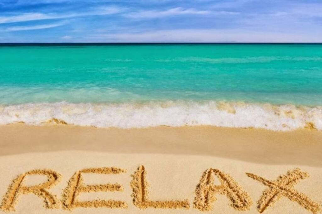 Relax... Relax... Relaaaaaaaaaaaaax... Relaaaaaaaaaaaaaaaaax...