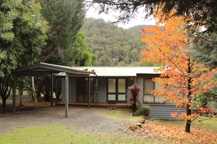 Riverdell - 3 bedroom house at the Mt Buller base