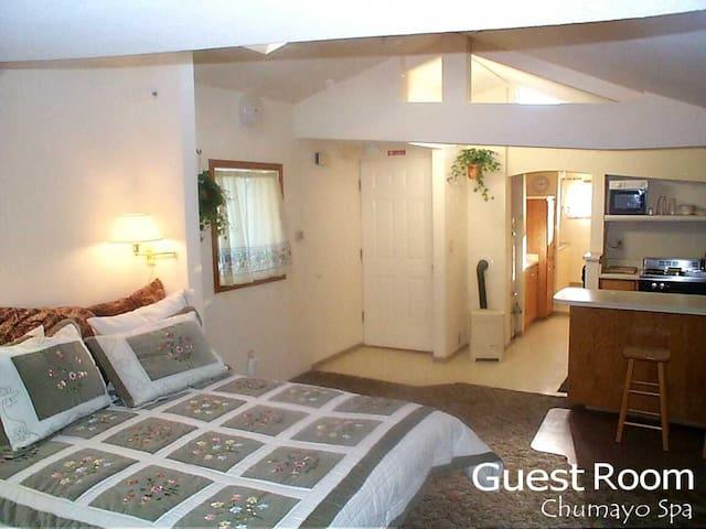 Chumayo Spa Guest Room