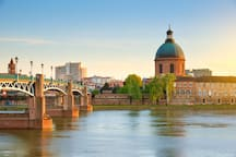TOULOUSE- la ville rose