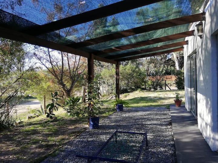 Barbacoa en Costa Azul...Canelones....Uruguay