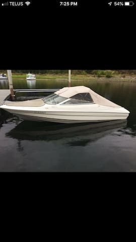 Waterfront Condo with own boat slip