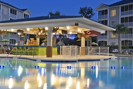 South Beach Resort 2 bdrm July 1-8 - Myrtle Beach - Villa