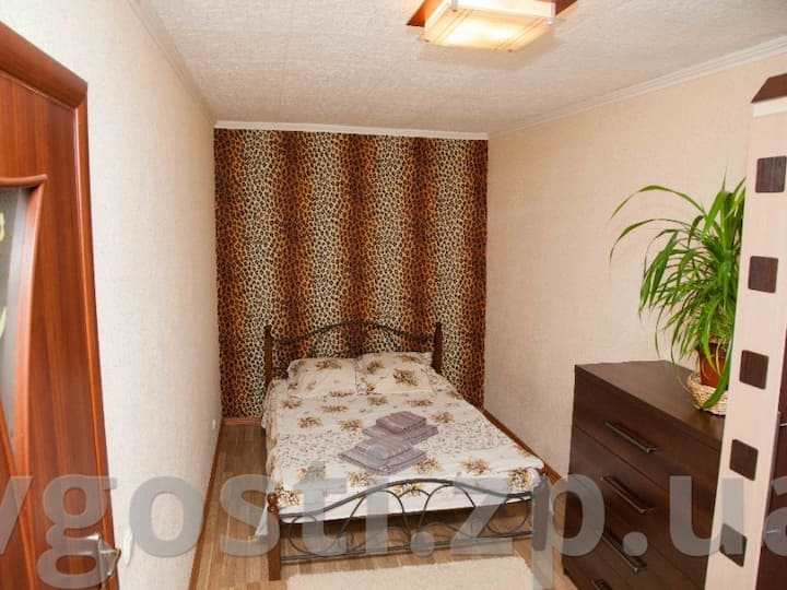 2 rooms Apartment on Patriotychna str 61. Centre