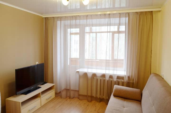 Уютная квартира в центре города (ул. Пирогова, 7)