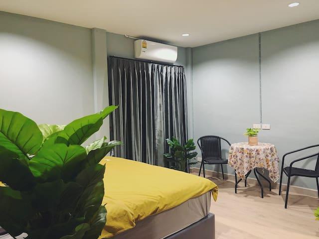 LOVEWINS❤️COZY ROOM&PRIVATE BATHROOM独立卫生间 近机场/古城