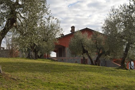 Spacious Villa for 14 with Pool - Country Location - Panicale