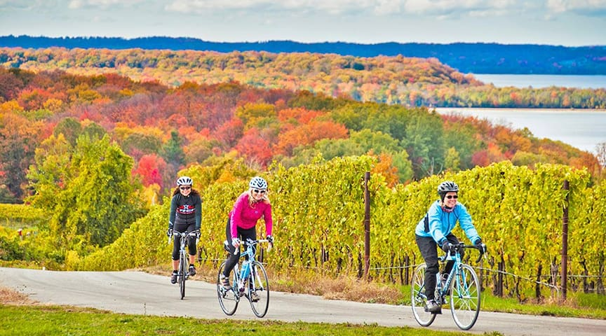 ...Offering Some Of The Best Fall Biking Around!!