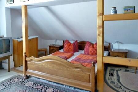 Ferienwohnung in der alten Schule - Langhagen - Apartament