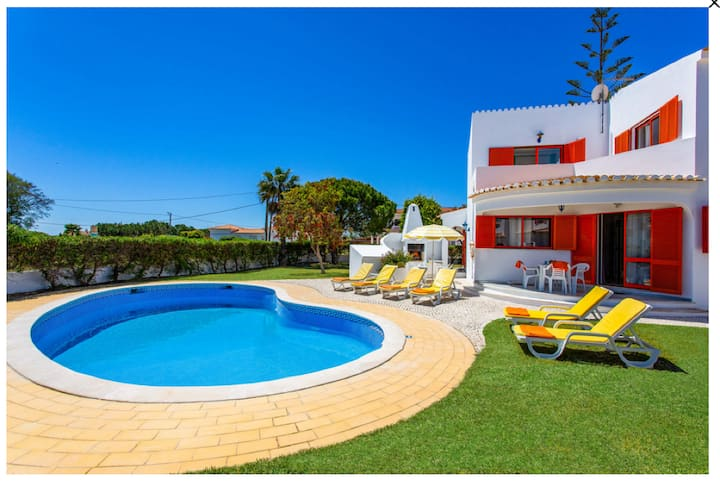 Villa Alporchinos 3 met privezwembad!