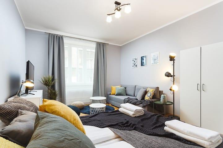 Two Bedroom Apartment ~70m2 / Rzeszowska Street