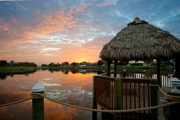 Villa Amazing View - Spectacular Canal Views - Cape Coral - Villa