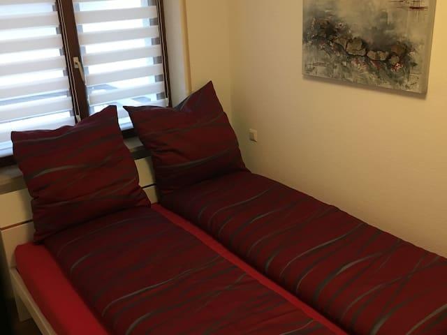 Haus Beatrix, (Bad Bellingen), Ferienwohnung, 40qm, 1 Schlafzimmer, max. 2 Personen