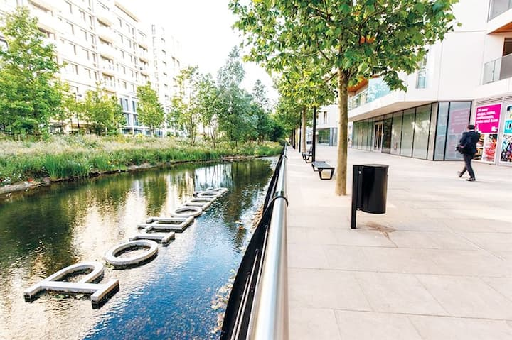 Double Room in Modern Apartment - Olympic Park