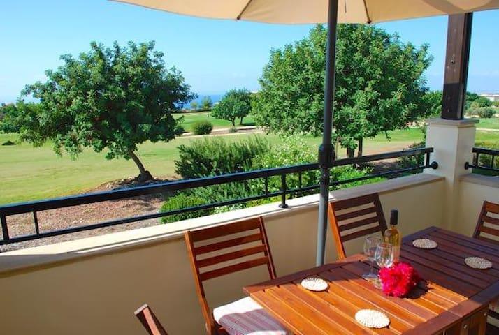 Asteri - Lovely apartment with amazing views. - Kouklia - Leilighet