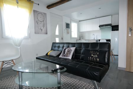 """Appartement duplex à la campagne """"Ania"""""""