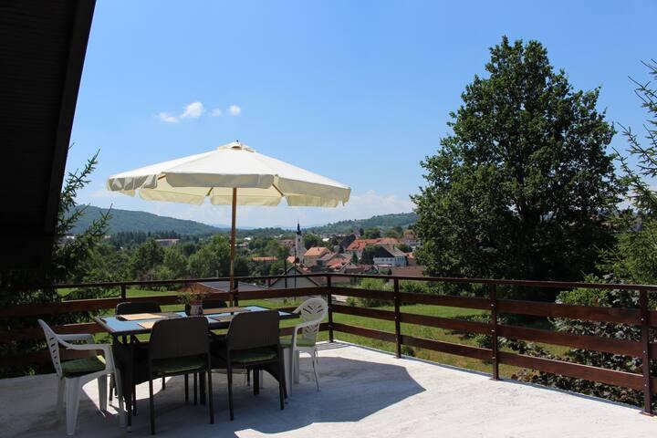 App terrace