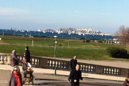 Chambre privée proche parc et plage - Marselha