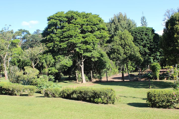 Parque Alto da Serra (Camping) - São Pedro/ SP