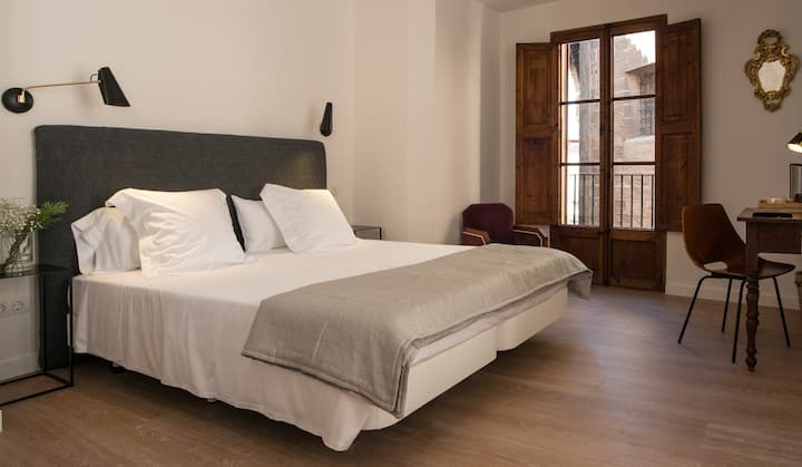 Can Avall Boutique Accommodation Suite Terrace #7