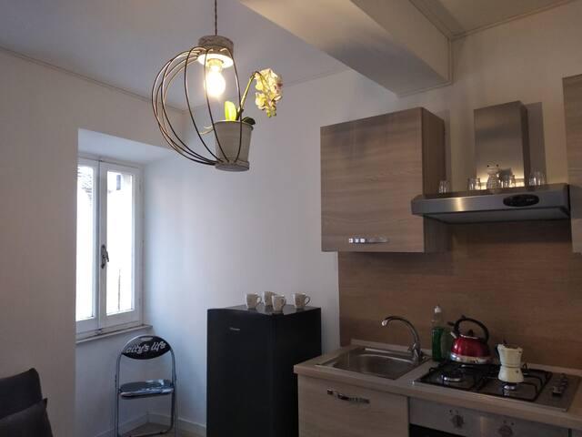 Delizioso appartamento al centro